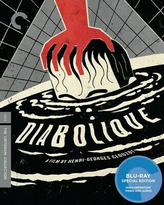 Diabolique (Criterion Collection) [New Blu-ray] Black & White, Full Frame, Spe