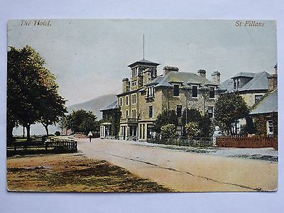 The Hotel St Fillans Perthshire