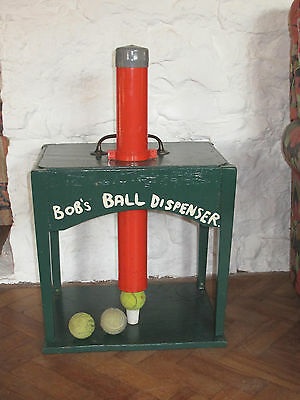 Bob's Ball Dispenser ( terrific toy for agile mid-sized dog)