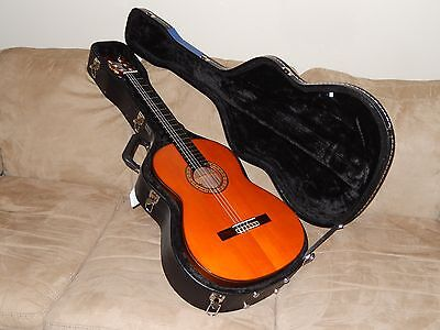 Made In Japan 1973 Gorgeous Yamaha Gc8D Classical Guitar In Mint Condition
