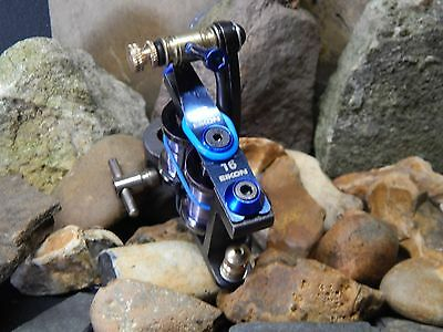Custom Tattoo Machine Eikon Spring Shader- Hand Made-Used Spare Parts-Frame-