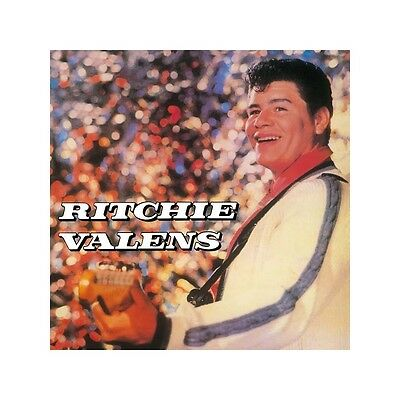 LP - Ritchie Valens - Ritchie Valens - Re, Rock And Roll, Rockabilly