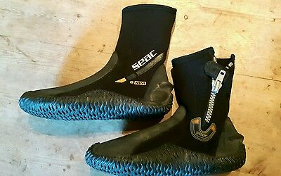 SEAC Scuba Diving 5mm Boots - Large