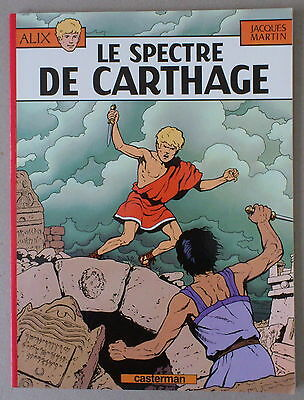 Martin    ALIX   **   LE SECRET DE CARTHAGE   **