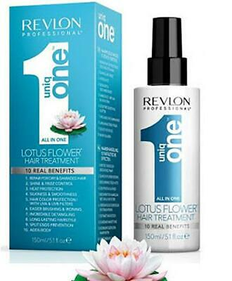 Revlon Uniq One All In One Lotus Flower Hair Treatment 150ml.