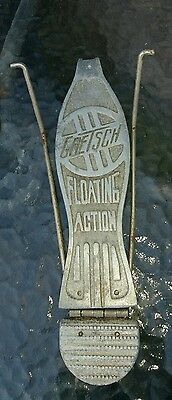 "gretsch ""floating action"" bass pedal plate"