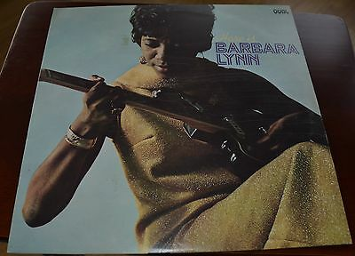 Barbara Lynn - LP - Here Is Barbara Lynn