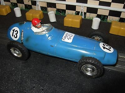 Scalextric C59 BRM In Blue Made In France