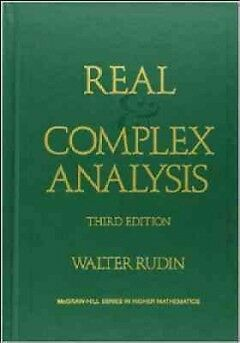 Real and Complex Analysis - NEW - 9780070542341 by Rudin, Walter