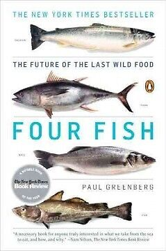 Four Fish - NEW - 9780143119463 by Greenberg, Paul