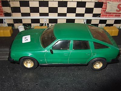 Scalextric Rover 3500 Austarlian Set Car Only In Green rare car