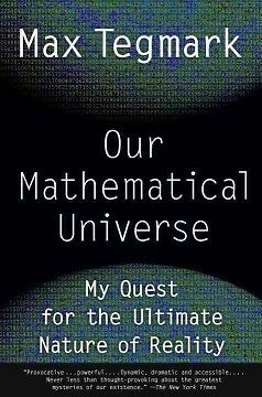 Our Mathematical Universe - NEW - 9780307744258 by Tegmark, Max