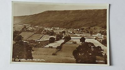 Postcard Reeth North Yorkshire. Photo reg. 1931. Posted 1956.