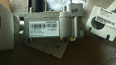 honeywell gas valve vr4601t