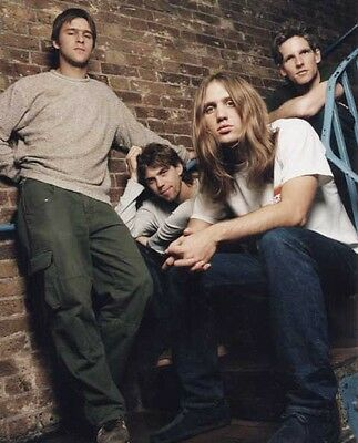 Reef,  band, original television publicity only photo 1999