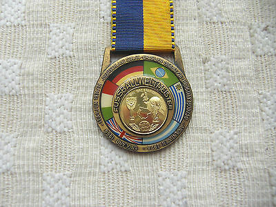 Medal 1982 SPAIN...FIFA WORLD CUP  Champions Country German