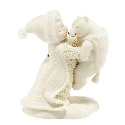 Snowbabies Figurine The Young Polar Prince Christmas Ornament Decoration Gift