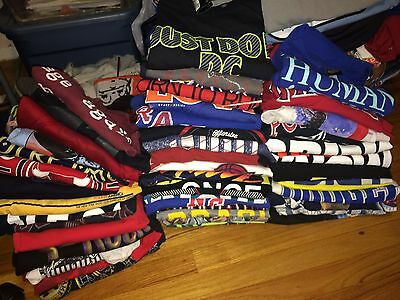 Huge Vintage T-shirt Bundle Lot 50 Shirts