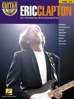 Eric Clapton - NEW - 9780634086724 by Clapton, Eric