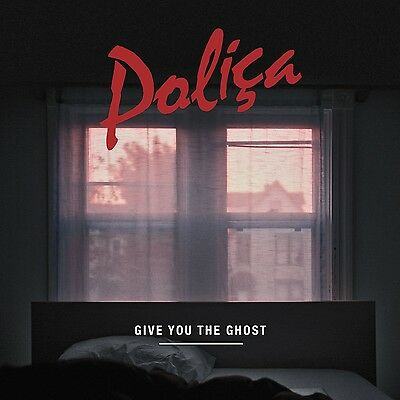 POLICA Give You The Ghost 2012 UK vinyl LP + MP3 SEALED