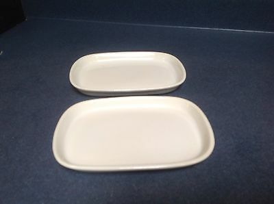 Trans World Airlines Twa Snack / Luncheon Plates (2)