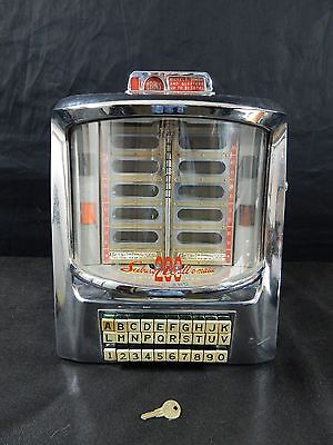 Seeburg Wall-O-Matic 200 Remote Jukebox Wall Box Model 3WA