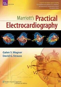 Marriott's Practical Electrocardiography - NEW - 9781451146257 by Wagner, Galen