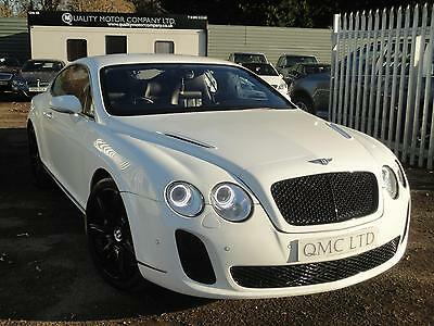 Bentley Continental 6.0 auto GT SUPERSPORT CONVERSION