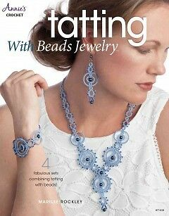 Tatting With Beads Jewelry - NEW - 9781590126714 by Rockley, Marilee
