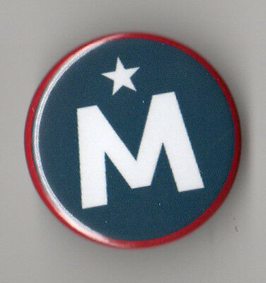 Evan McMullin campaign button pin 2016 Independent #2 small