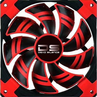 Aerocool DS Edition Lüfter rot 120mm 120x120x25