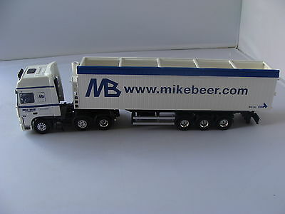 Tekno Daf 95Xf Space Cab Bulk Tipper - Mike Beer  - Mint/boxed - L@@k!!