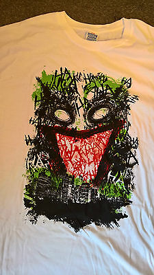 ZBOX Exclusive THE JOKER Suicide Squad Who's Laughing Now Men's XL T-Shirt New