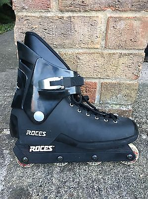 ROCES Aggressive Skate Size UK10 (44) Inline blades