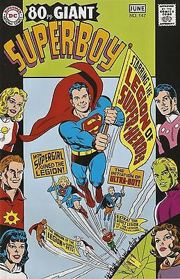 Superboy 80 page Giant No.147 Starring the Legion of Superheroes Replica Edition