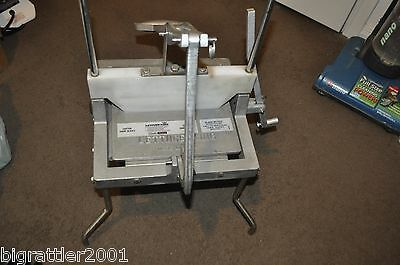 Lincoln Redco Lettuce Cutter Model 4400N Lettuce King Slicer/Chopper