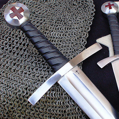 CAS HANWEI Legacy Arms Brookhart Templar Sword Forged High Carbon Steel IP602