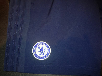 Chelsea Adidas Cup Training Shorts 2016/17 Size Large Brand New