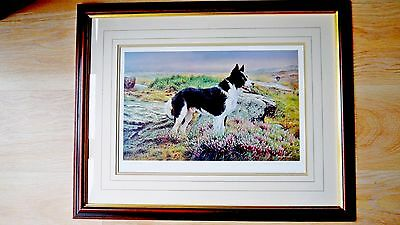 """BEN"" Limited Edition of 350 by Steven Townsend FRAMED Print"