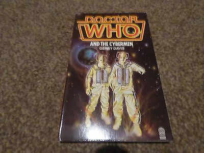 Doctor Who And The Cybermen. Target books 1984 Reprint
