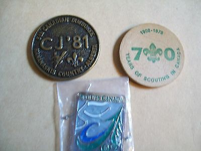 Scouts Canada Items