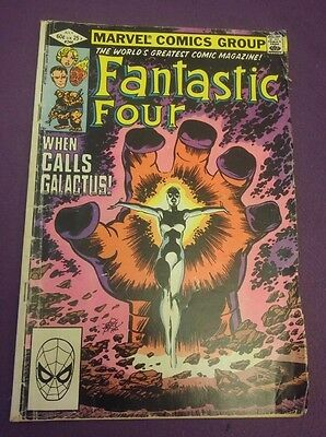 Marvel Comic - Fantastic Four Issue 244