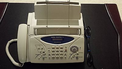 Brother IntelliFAX 775 Plain Paper Fax/Copier/Phone (including 2 new cartridges)