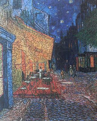 New Jigsaw Wooden Puzzles 270 pieces 11.18x13.9 inch. by Vincent Van Gogh