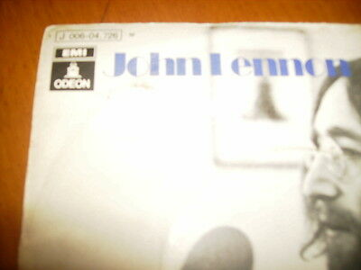 7'' : John Lennon : Madre + 1 Spain  Press 1971 Rare
