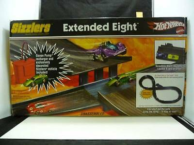 Hot Wheels Sizzlers Extended Eight World's Coolest Electric Cars! NIB