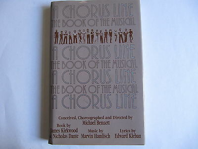 A Chorus Line. The Book of the Musical