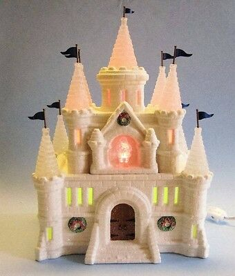 Department 56 - Snow Village - Snow Carnival Ice Palace - Christmas Castle