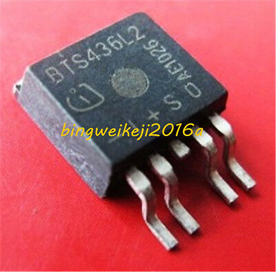 (1Pcs) Bts436L2 Ic High Side Pwr Switch To220-5 436 Bts436