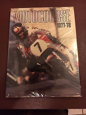 Motocourse 1977/78, covering the 1977 season - Barry Sheene's second world title